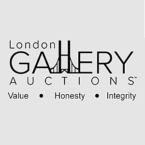 London Gallery Auctions Logo